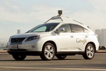 Zelfrijdende wagens van Google veiliger dan menselijke bestuurders