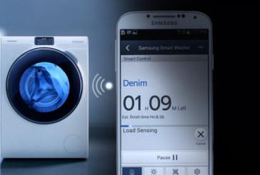 Duik de toekomst in: Samsung wasmachine WW9000