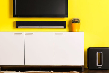 Sonos Playbar combineert multiroom en home cinema