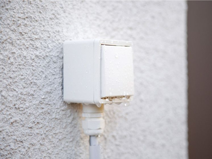 stroom kabel ondergronds
