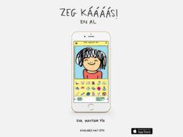 Eva Mouton Pix app voor iPhone