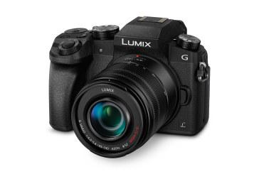 Panasonic gaat voor 4K-video met G7 systeemcamera