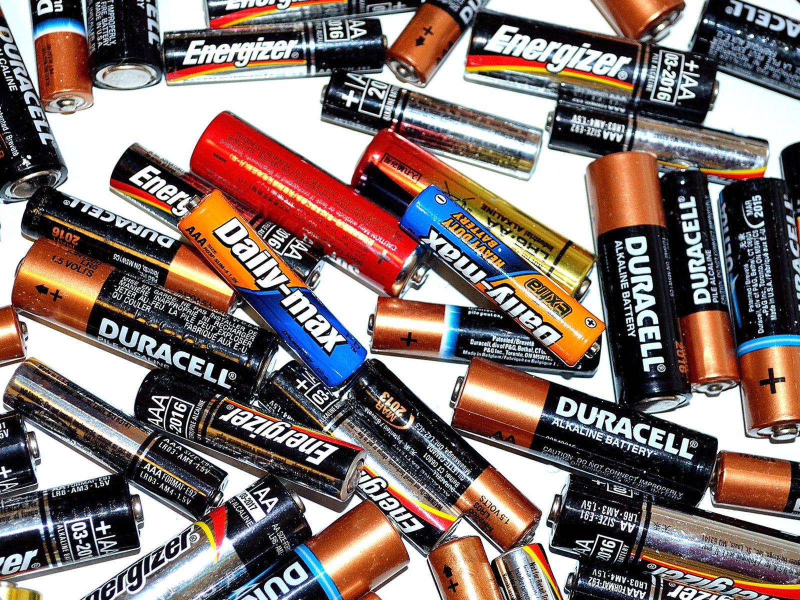 De juiste batterij