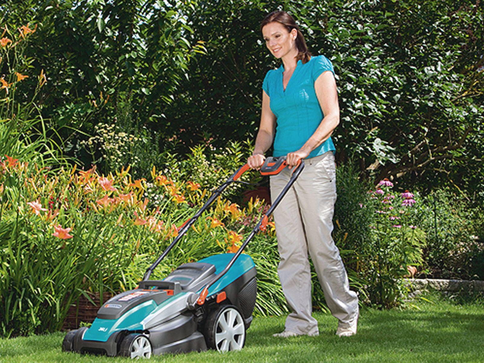De elektrische grasmaaier: nu ook snoerloos