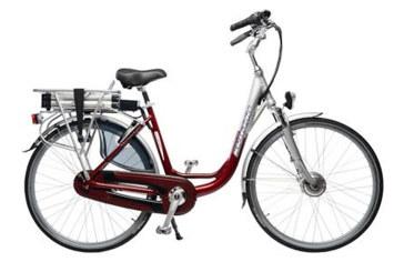 Elektrische fiets in de kijker (1): Krigori Cruiser