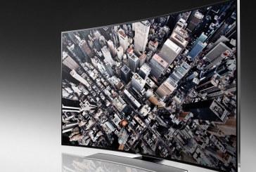 Samsung-televisies in 2014: nadruk op led-tv en gebogen schermen