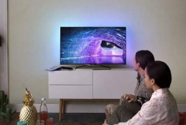 Voor 1399 euro haal je een Philips Ultra HD-tv in huis
