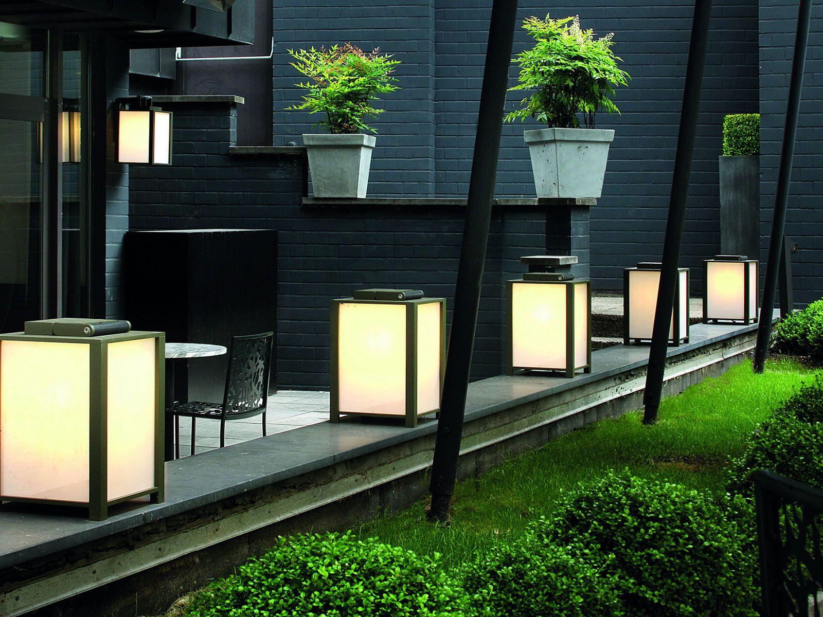 Types van tuinverlichting - Hoe u een projector te installeren buiten ...