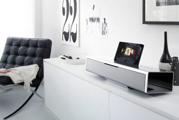 Loewe SoundVision: minimalistisch all-in-one audiosysteem