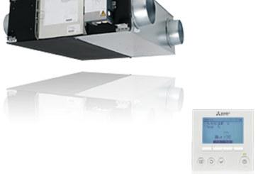 Nieuwe Lossnay RVX vermindert energieverbruik van ventilatie aanzienlijk