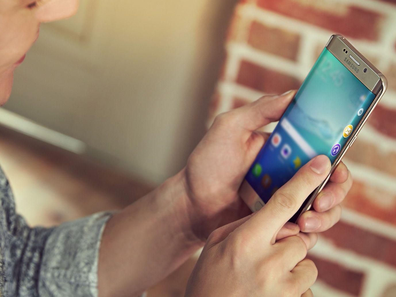 Samsung lanceert Galaxy S6 edge+