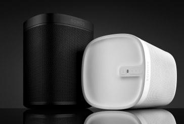Sonos restylet zijn PLAY:1-speaker