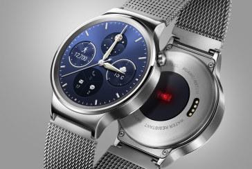 Huawei lanceert zijn Watch