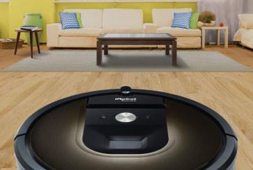 Eerste stofzuigrobot van iRobot met visuele lokalisatie