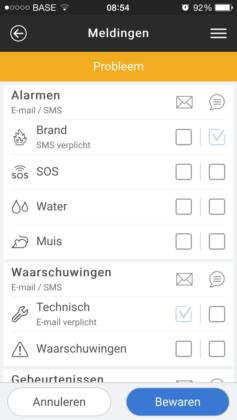 Verisure app iOS