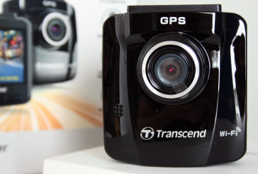 Test: Transcend DrivePro 220 dashcam
