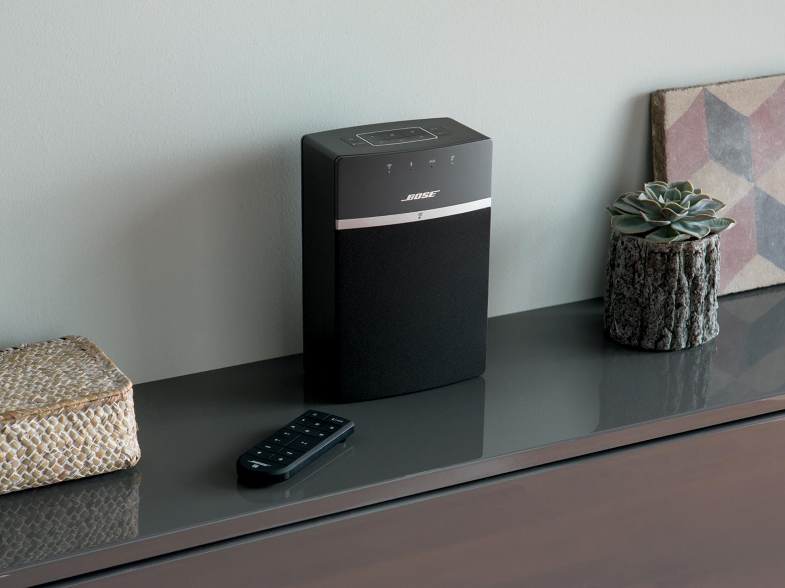 test bose soundtouch 10. Black Bedroom Furniture Sets. Home Design Ideas