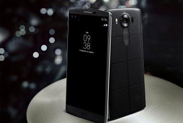 LG's V10-smartphone heeft twee schermen
