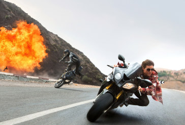 Filmreview: Mission Impossible Rogue Nation (Blu-ray)
