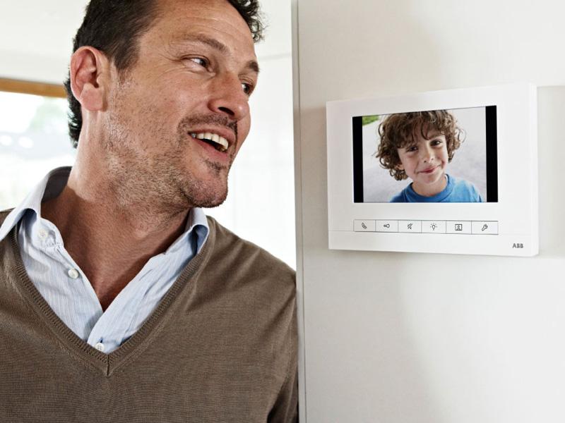ABB Welcome: totaalsysteem voor deurcommunicatie