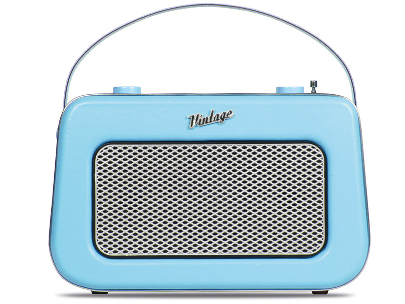Akai gaat retro met moderne vintage radio