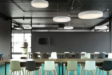 Belgische Modular presenteert energiezuinige tl-verlichting