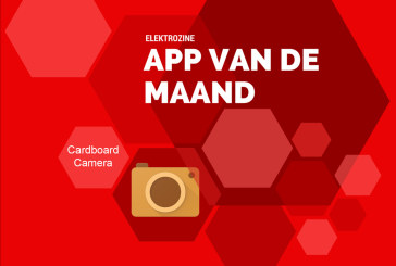 Application du mois : Cardboard Camera