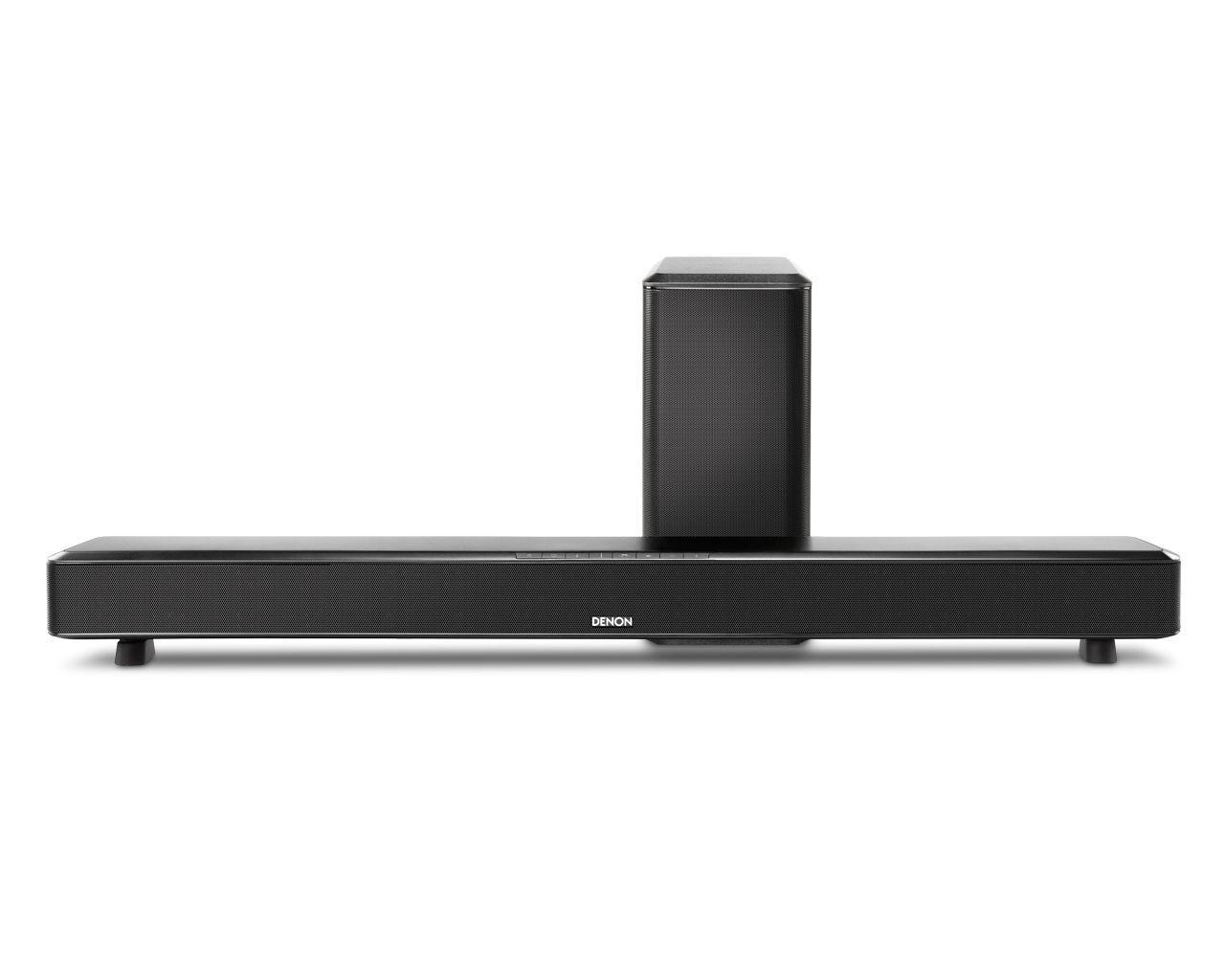 Denon stelt gebruiksvriendelijke soundbar voor