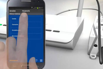 Mobiele app houdt oogje op je Hörmann-poort