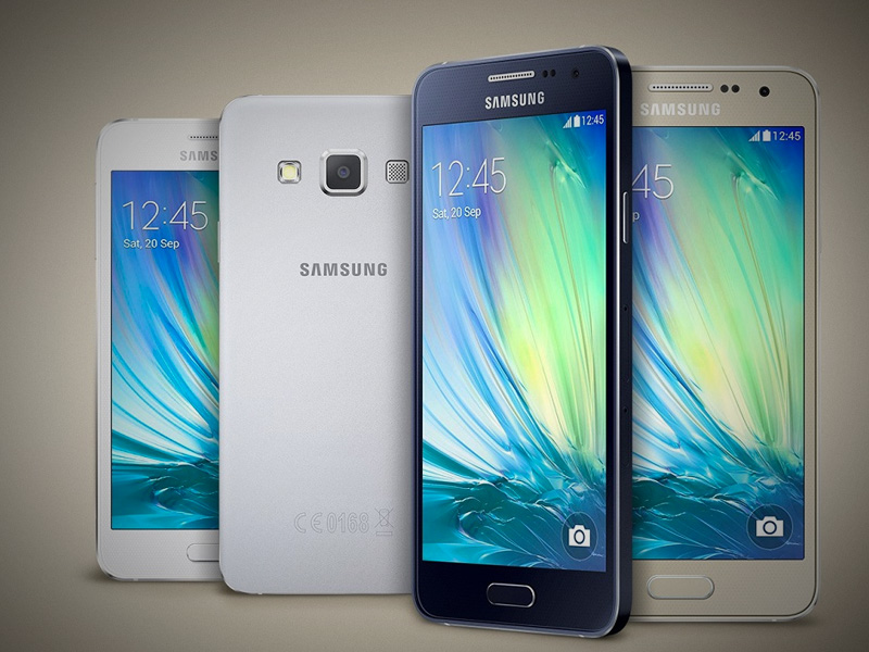 Test: Samsung Galaxy A5
