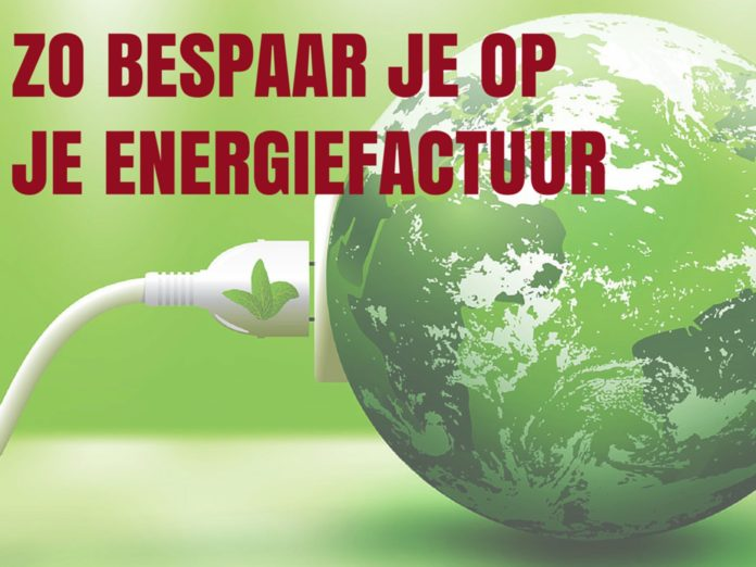 tips besparen energiefactuur