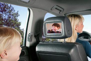Digitaal televisiekijken in de wagen