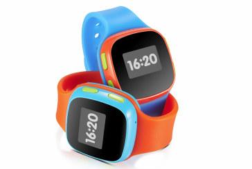 CES: verlies je kind niet uit het oog met Alcatel-smartwatch