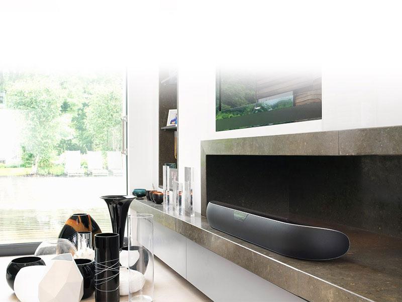 Panorama 2-soundbar moet losse luidsprekers vervangen
