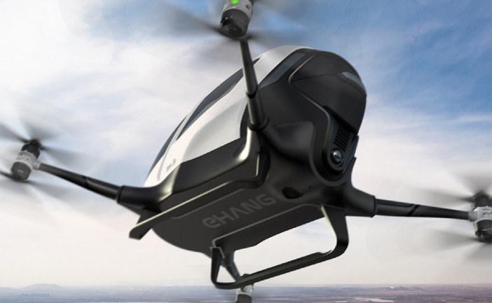 CES: vaarwel files, hallo persoonlijke drone!