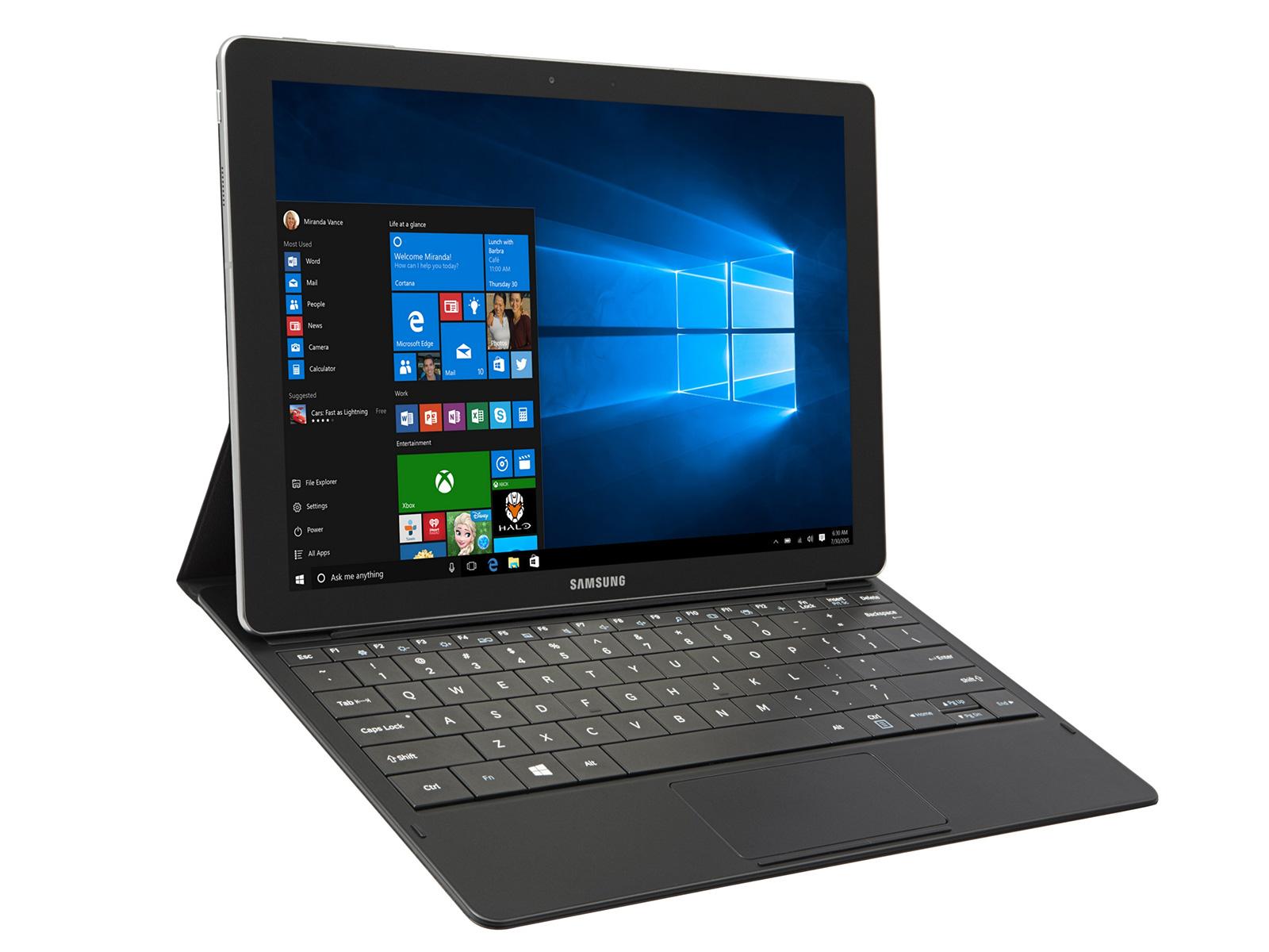 CES: Samsung lanceert 2-in-1 tablet