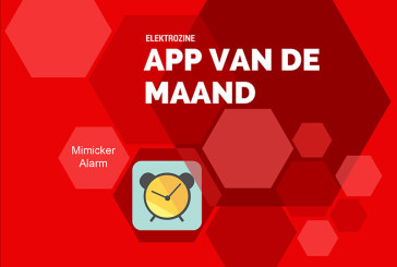 Application du mois : Mimicker Alarm