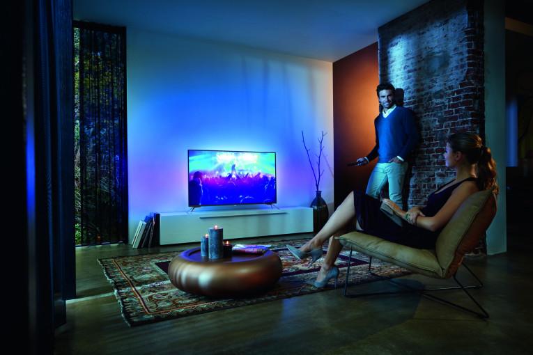 Le premier téléviseur OLED de Philips devrait sortir cette année
