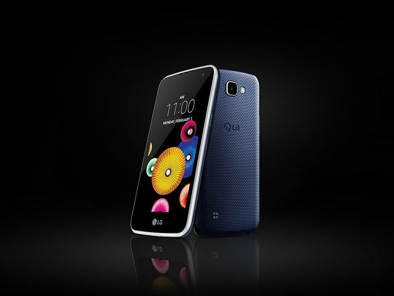 LG lanceert budgetsmartphones K10 en K4