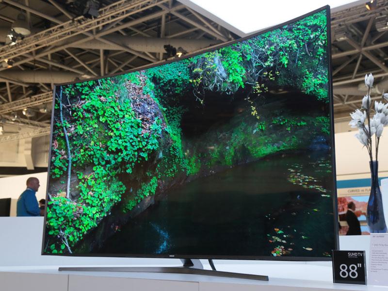 De televisies van Samsung voor 2016