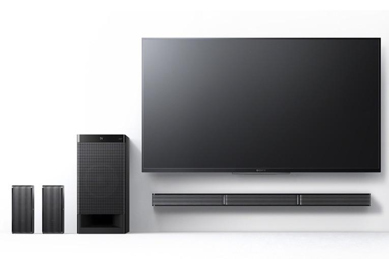 Sony présente sa nouvelle ligne de systèmes home cinema