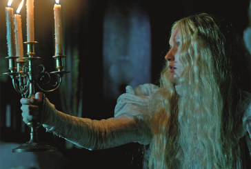 Filmreview: Crimson Peak (Blu-ray)