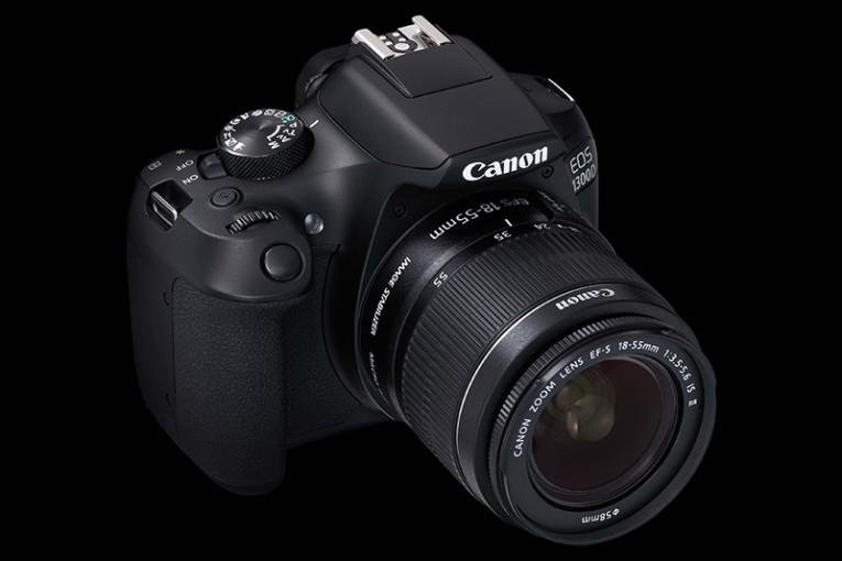 Canon lance un appareil photo reflex pour photographe débutant