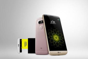 MWC: LG komt met modulaire smartphone G5