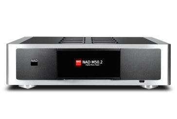 Streamen, rippen en hi-res audio luisteren met de M50.2 van NAD