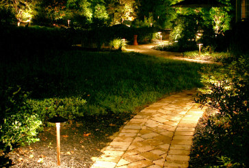 Hoe ga je te werk bij tuinverlichting: tuin- en lichtplan