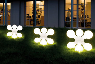 Hoe ga je te werk bij tuinverlichting: kies de juiste armaturen