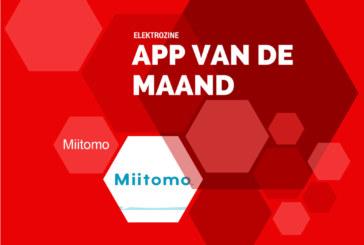 App van de maand: Miitomo
