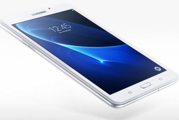 Licht, compact en knap: de Galaxy Tab A van Samsung