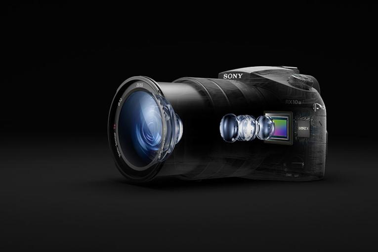 Un super zoom avec le RX10 III de Sony